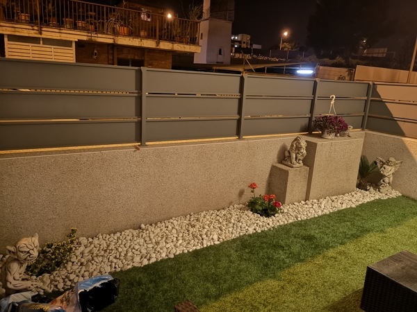 ¿Podría poner un spa hinchable en mi terraza?