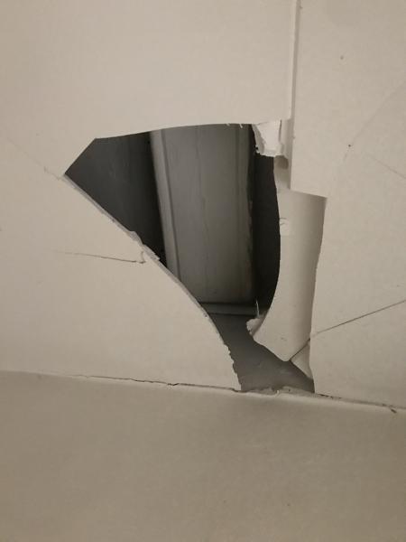 ¿Cuanto costaría retirar un falso techo de pladur en un piso de 85m2?