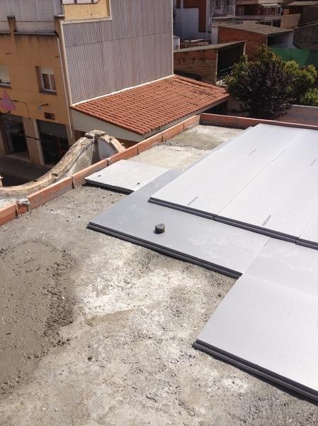 C mo impermeabilizar la terraza habitissimo - Como impermeabilizar una terraza ...