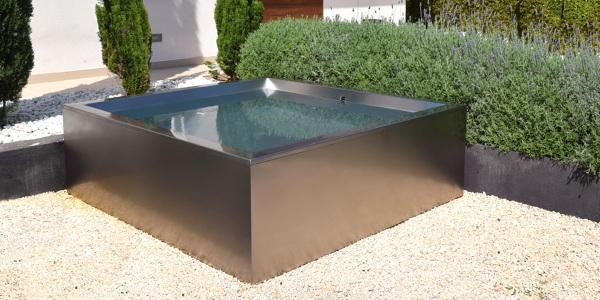 ¿Qué presupuesto tendría instalar una piscina como la de la fotografía?