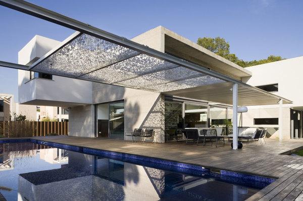 Podr a instalar ese tipo de paneles solares en una - Casas con placas solares ...
