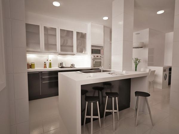 Cuánto costaría hacer un mueble alto para la cocina? - Habitissimo