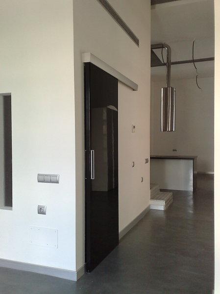 Es posible lacar esta puerta en blanco y con cristal al - Lacar puertas en blanco presupuesto ...