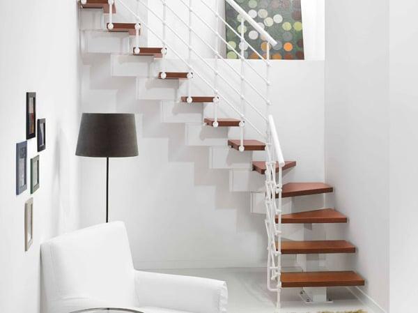 Presupuesto escalera obra online habitissimo - Escaleras para duplex ...