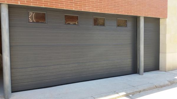 Presupuesto puertas exterior online habitissimo - Precio puertas de garaje ...