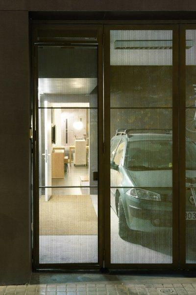 cul es el nombre tcnico para la puerta de garaje con puerta de acceso integrada