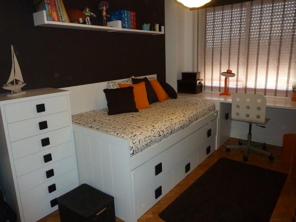 Cu nto costar a una cama como esta habitissimo for Medidas cama compacta