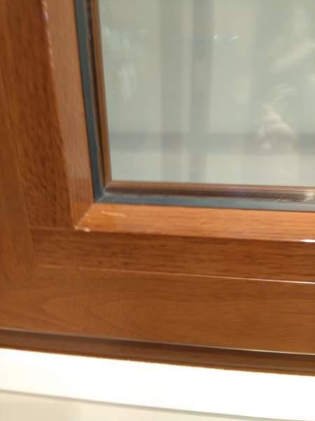 ¿Cómo podría aislar mejor esta ventana?