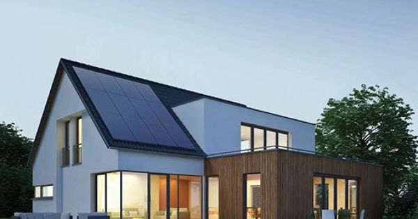¿Se pueden poner placas solares negras?