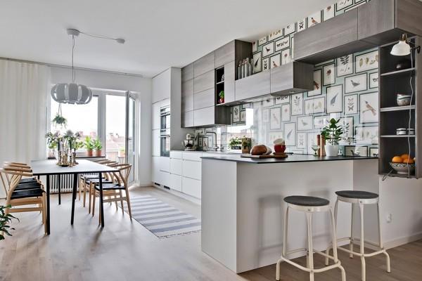 Presupuesto papel pintado cocina en a coru a online for Papel pintado coruna