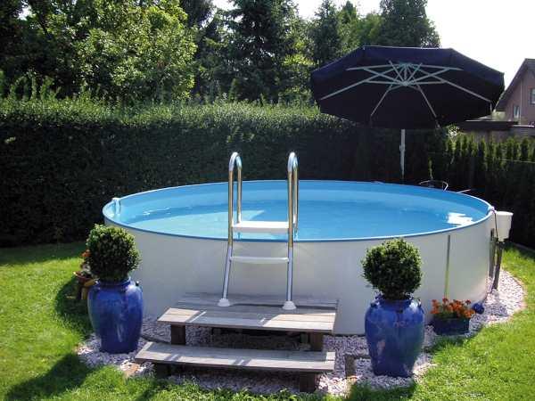 ¿Qué precio tendría una piscina desmontable de este tipo?