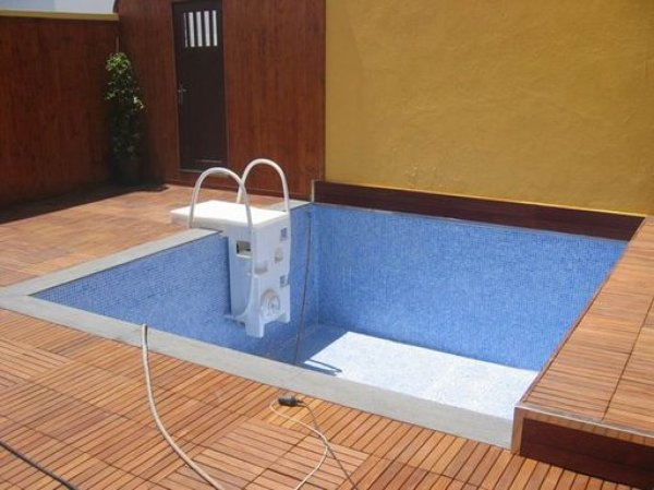 Cu nto costar a hacer una piscina como esta habitissimo - Piscinas pequenas de obra ...