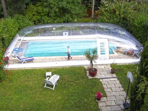 ¿Se podría usar este producto en una piscina elíptica?