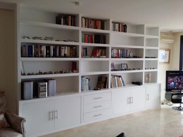 Cu nto me puede costar un mueble de obra como este - Cuanto puede costar tapizar un sofa ...