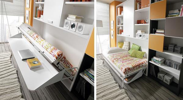 Cuál es el precio aproximado y medidas para un mueble cama como este ...