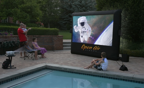 ¿Dónde comprar la pantalla inchable?