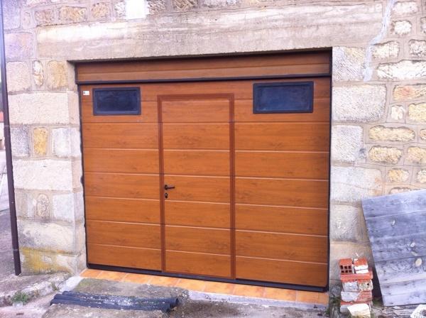 Cuanto cuesta una puerta de garaje amazing lo que suele for Cuanto cuesta una puerta