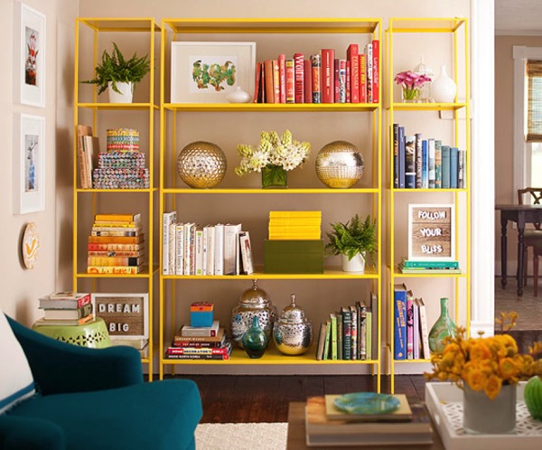 ¿Cuánto costaría una estantería como esta?