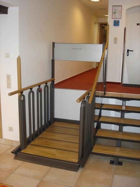 ¿Cuál puede ser el precio medio de una rampa elevadora?