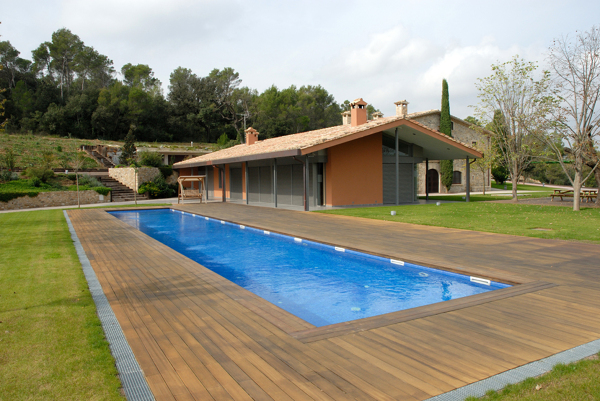 Precio piscina de la imagen habitissimo for Precio mantenimiento piscina