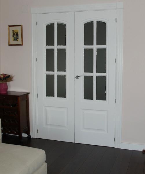 Presupuesto puertas dobles online habitissimo for Precios puertas interior blancas