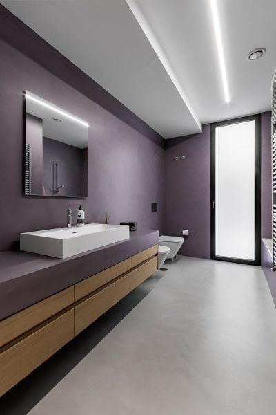 ¿Cuánto costaría poner microcemento en todo el baño?