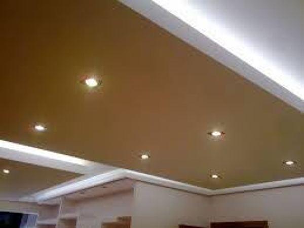 Presupuesto falso techo pladur en a coru a online - Iluminacion falso techo ...