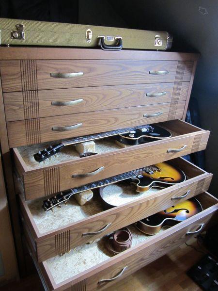 Qu cuesta este mueble para guitarras habitissimo for Mueble guitarras