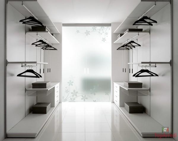 ¿Qué presupuesto tendría diseñar un vestidor?