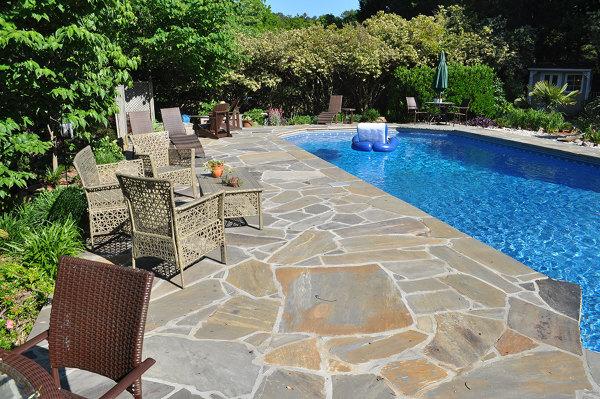Presupuesto piedra piscina online habitissimo - Suelos de jardin exterior ...