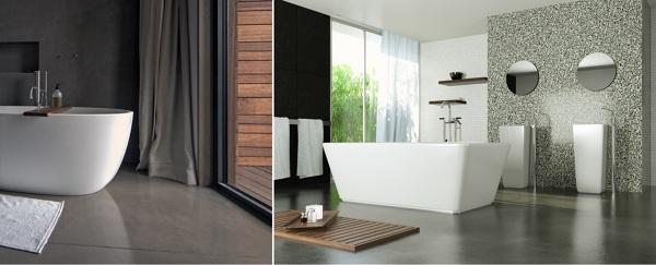 Qu diferencias hay entre microcemento cemento pulido y resinas epoxi habitissimo - Suelo de microcemento pulido ...