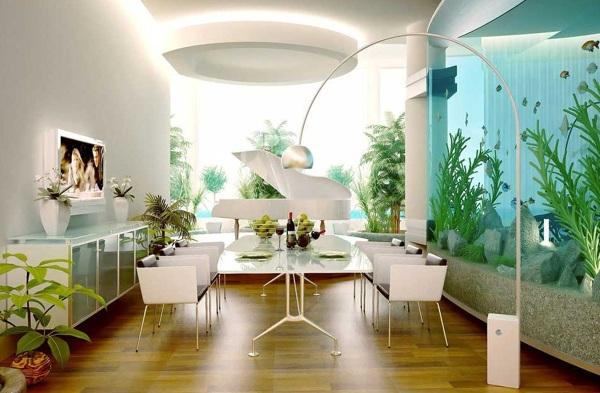 ¿Cómo hacer un acuario artificial y que vidrio utilizar?