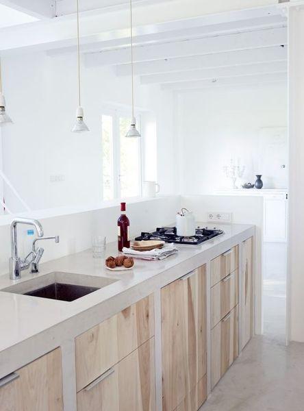 Muebles De Cocina Antiguos. Stunning Foto Modelo Muebles Cocina ...
