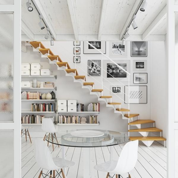 Presupuesto escaleras madera online habitissimo for Como construir una escalera de hierro y madera