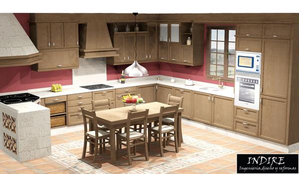 Precio de equipar una cocina industrial habitissimo - Precio medio de una cocina ...