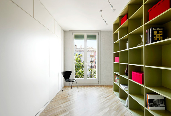 Reforma e interiorismo de vivienda en Barcelona_606729