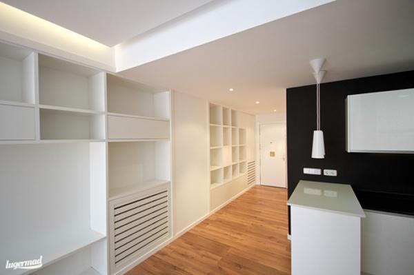 Cu nto puede costar unir la entrada la cocina y el sal n - Cuanto puede costar reformar un piso entero ...