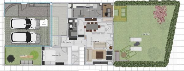 ¿Sería posible cambiar la cocina de estancia?