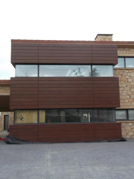 Presupuesto fachadas piedra en barcelona online habitissimo - Revestimientos de fachadas precios ...