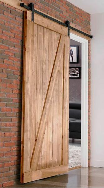 ¿Qué costaría poner una puerta corredera tipo granero?