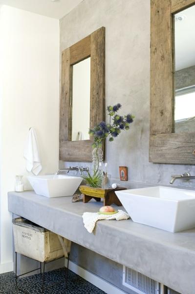 ¿El microcemento se puede aplicar sobre baldosines ya instalados en la cocina y cuarto de baño?
