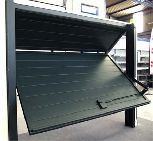 ¿Cómo regular puerta basculante de garaje?