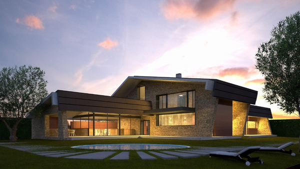 Cu l es el tipo de piedra de esta casa y su precio - Casas prefabricadas en zaragoza ...