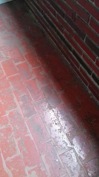 La resina epoxi puede ser utilizada en el exterior for Suelo resina epoxi vivienda