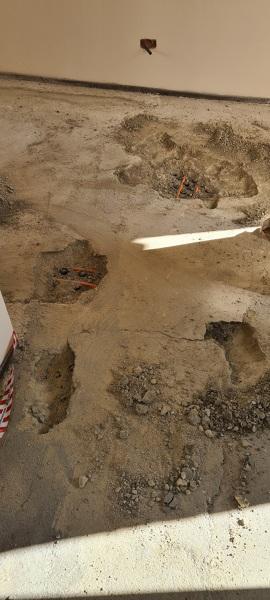 ¿Qué producto usar para reparar suelo radiante?