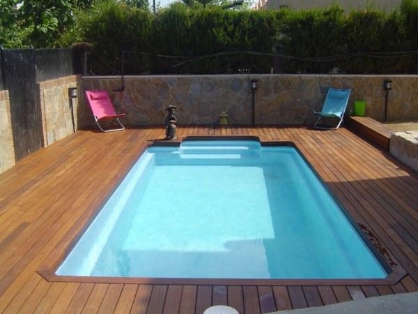 Cu nto cuesta reparar el fondo de una piscina habitissimo - Cuanto cuesta una piscina de arena ...