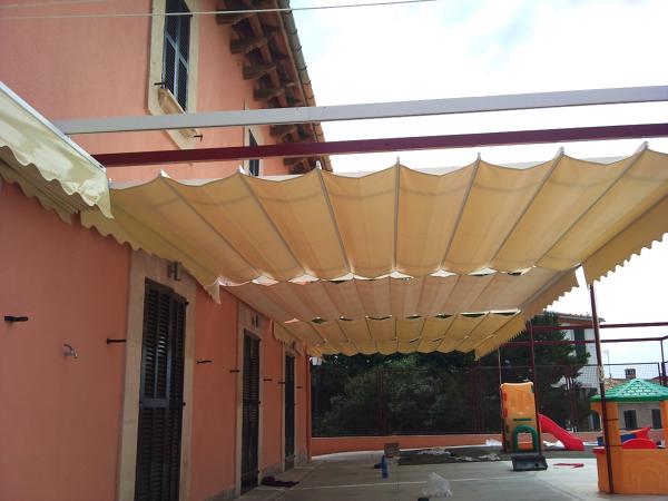 Cu nto vale este toldo habitissimo for Estructura de toldo