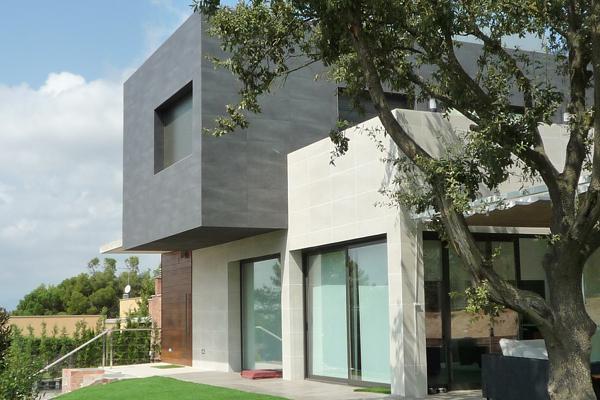 De qu material est hecha la fachada habitissimo - Revestimientos de fachadas precios ...
