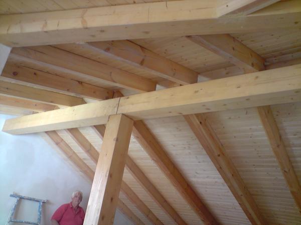 Presupuesto cubierta hormigon en a coru a online habitissimo - Estructuras de madera para tejados ...