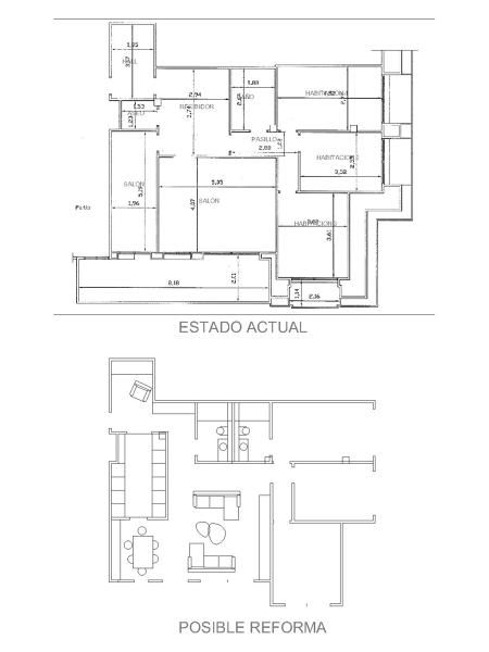 Cu nto costar a reformar un piso de 95m habitissimo - Cuanto puede costar reformar un piso entero ...